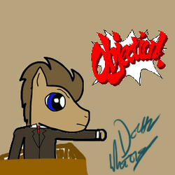 Objection Whooves