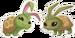 Turtle Bunny (Icon)