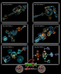 Turok 2 soe oblivion portals by joshua fireseed-d6xusgq