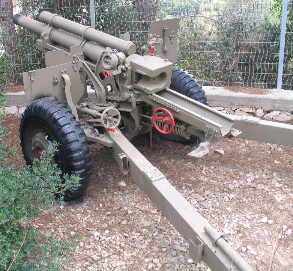 M101  M101 Howitzer Wwii