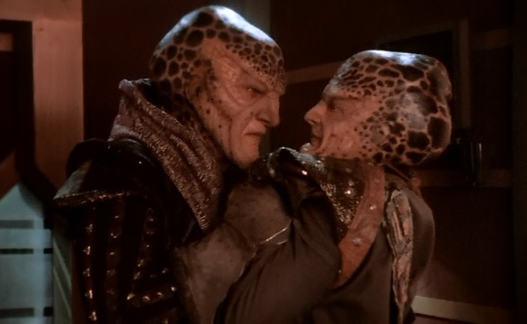 Image result for Babylon 5 S1E5 The Parliament of Dreams
