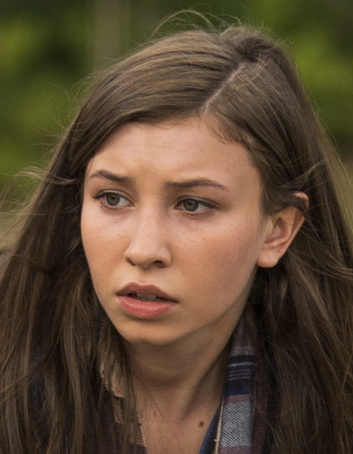 the walking dead enid