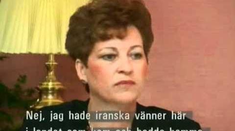 Betty Mahmoody (interview 1990) part 1 2