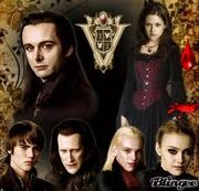 Volturi and thier queen