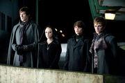 Alec, Jane, Felix And Demetri (Eclipse