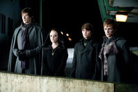 Alec, Jane, Felix And Demetri (Eclipse