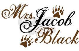 Mrs jacob black