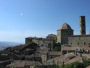 Volterra city Italy