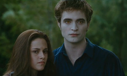 Bella and Edward Eclipse