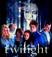 Twilight saga series