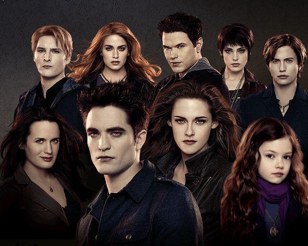 The vampire diaries(TVD) VS Twilight | SpaceBattles Forums Vampire Twilight 5