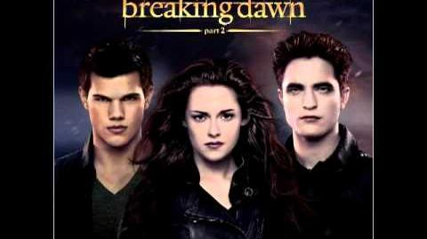 Twilight BREAKING DAWN part 2 SOUNDTRACK 11. Paul McDonald and Nikki Reed - All I've Ever Needed