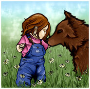Renesmee Jacob by teaspoon00 by TheTwilightFanClub
