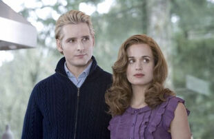 Carlisle and Esme Twilight