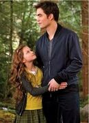 Edward and Renesmee 1