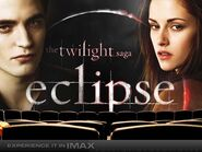 Twilight eclipse imax