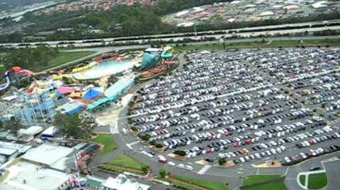 Giant Drop POV Dreamworld Gold Coast