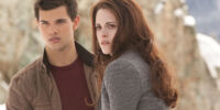 Bella Swan and Jacob Black