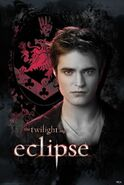 Pp32254-twilight-eclipse-edward-cullen-crest-poster