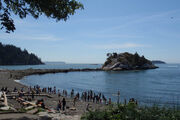 Whytecliff Park Islet
