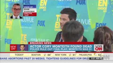 Director Monteith's death 'devastating'