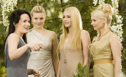 Tanya, kate, irina and esme