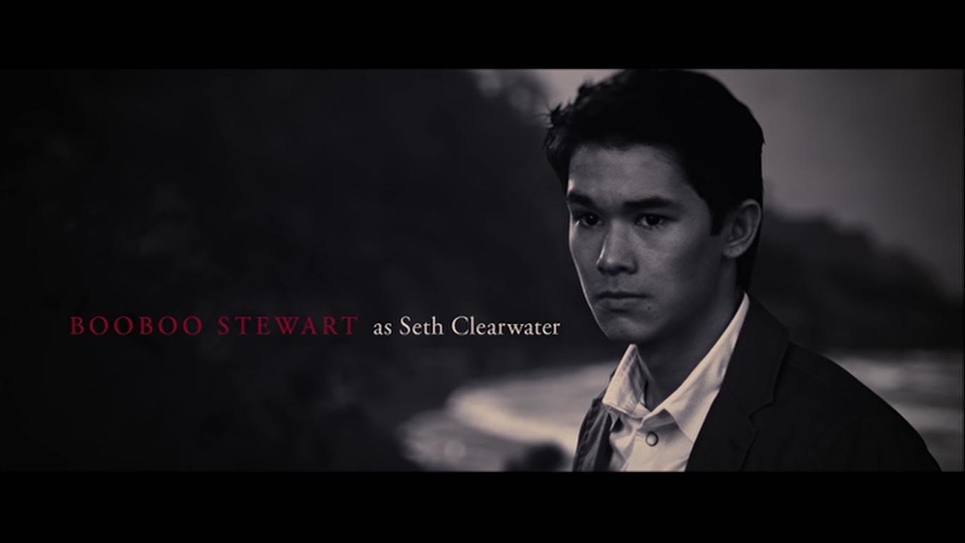 Booboo Stewart as Seth Clearwater