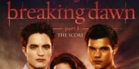 Breaking Dawn - Part 1 score