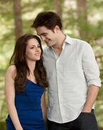 Bella and edward together