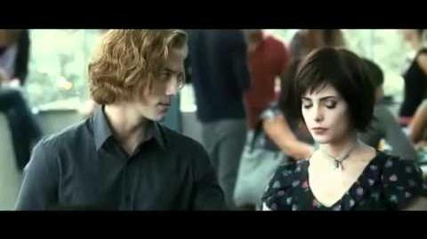 Alice Cullen and Jasper Hale (Jalice)