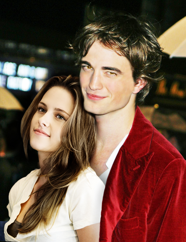 twilight bella and edward dating in real life In the film series, bella is portrayed by actress kristen stewart in twilight, bella moves to her father's home in forks, washington, meets the mysterious cullen family, and falls in love with edward cullen however, she soon discovers that the family is a coven of vampires bella expresses a desire to become a vampire.
