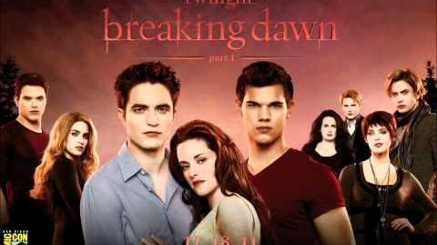 Wolves On the Beach - Breaking Dawn