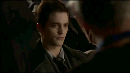 Edward with red Eyes