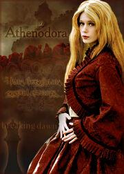 Athenodora Volturi by LionLambWolf