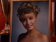 Laura`s photo in the Hall of Fame