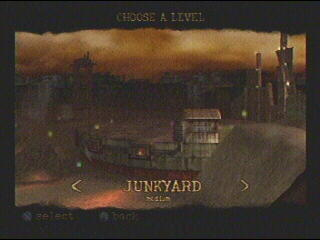 Level Junkyard