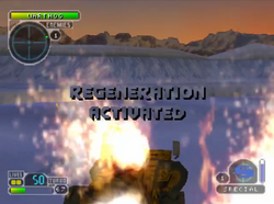 RegenerationTMIII
