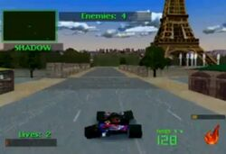 Paris screen