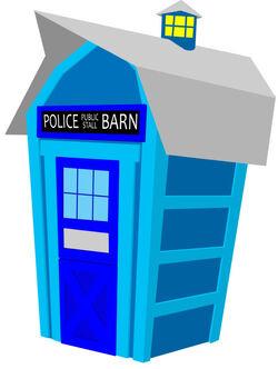 Inkwellpony-TARDIS