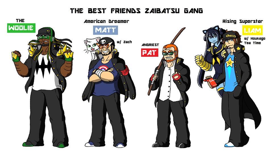 Best Friends Zaibatsu Quotes : Image zaibatsu gang brian g best friends wiki