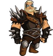 Zubaz Shovel Knight