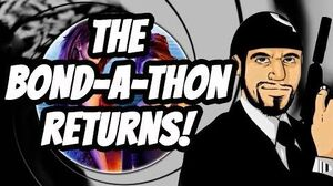 Matt's Sexy Bond-A-Thon Returns!