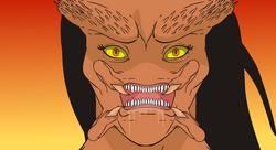 Predator College Tina Face