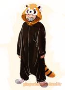 Red Panda Gingerisaspice