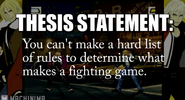 Is Smash Bros a Fighting Game Thesis Statement