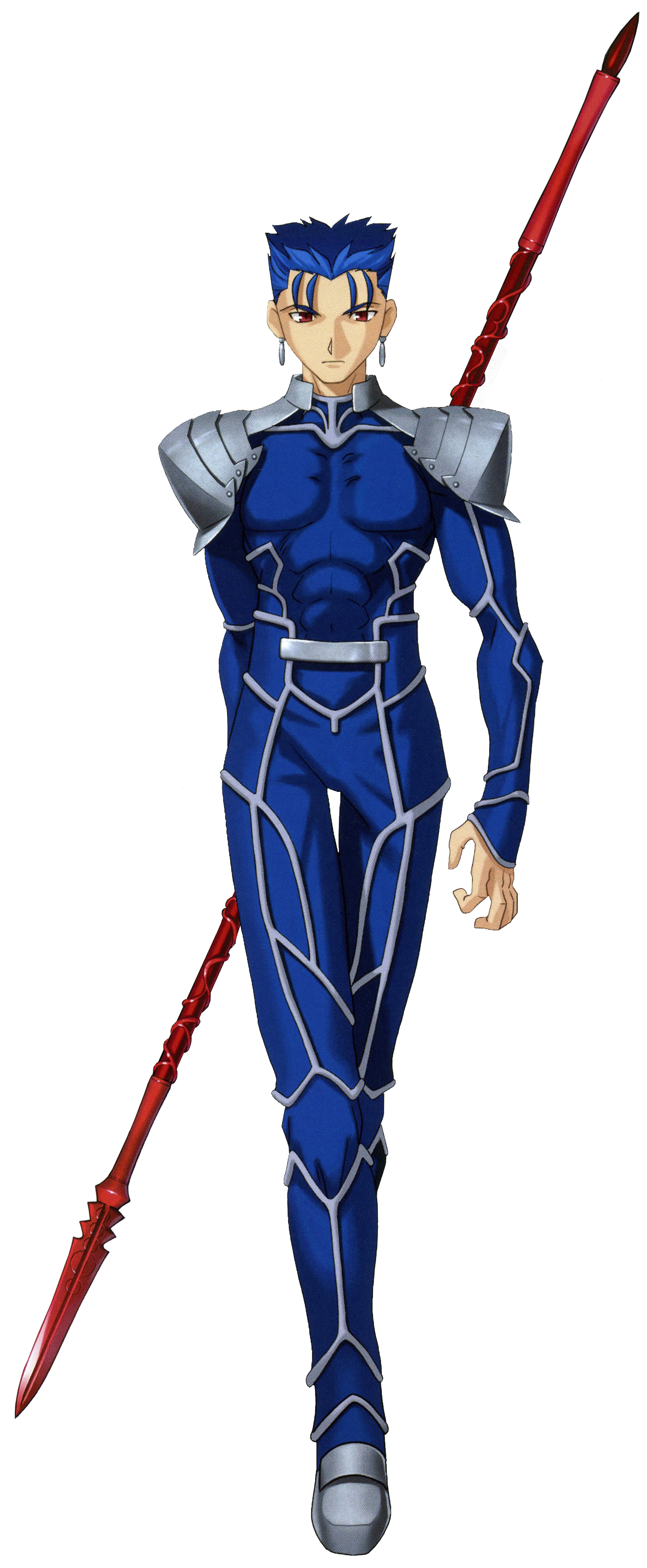 lancer  fate  stay night