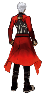 Archer (Fate Extra) back