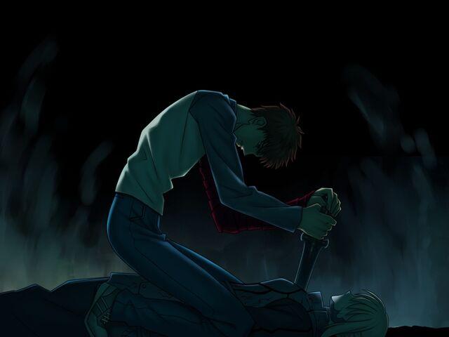 File:Alter Saber killed by Shirou.jpg