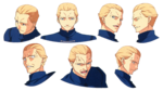 Kayneth ufotable Fate Zero Character Sheet2