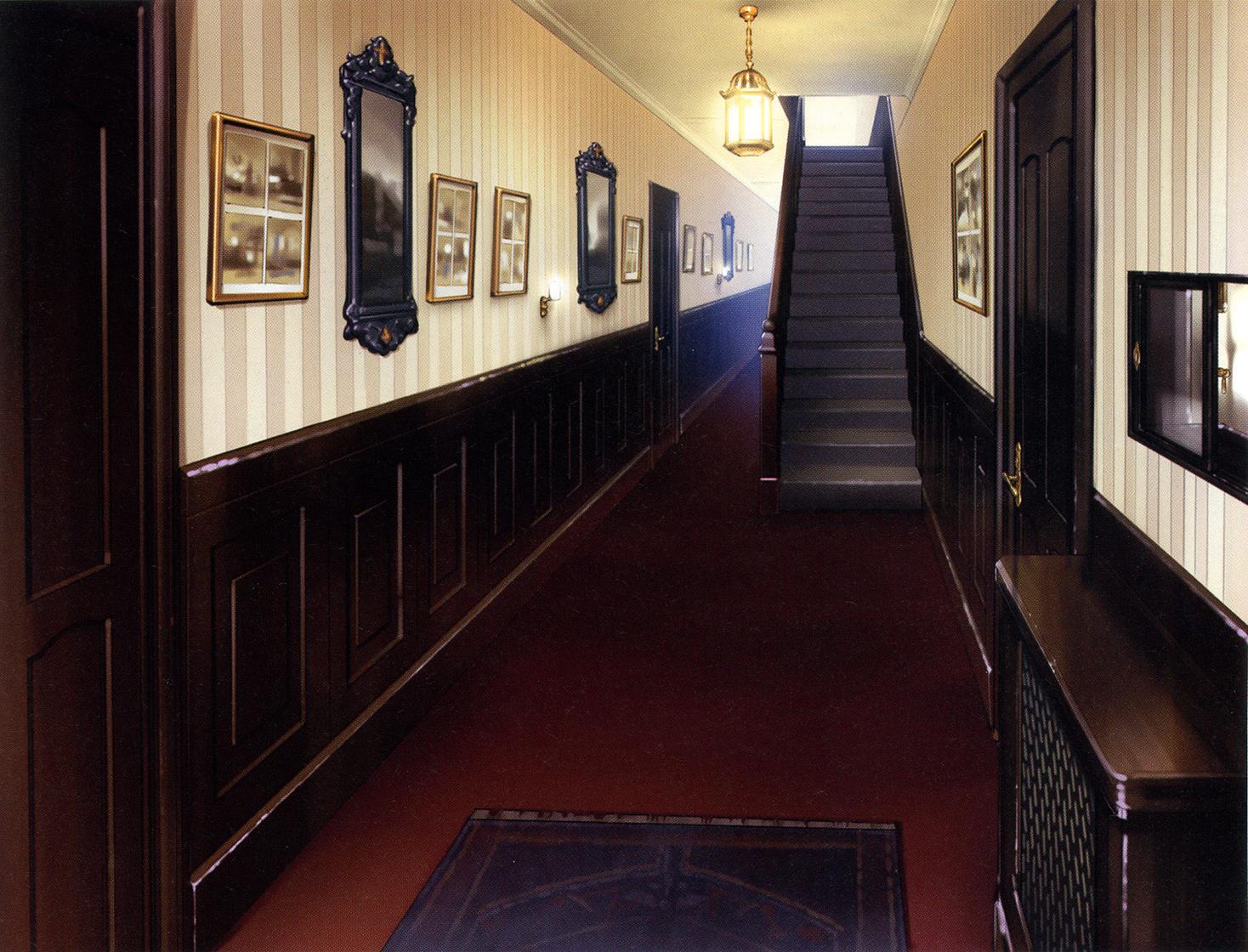 mansion hallway Gallery